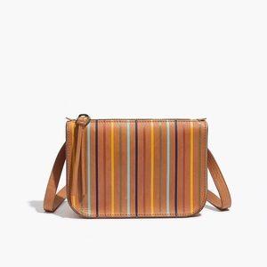 Madewell The simple Pouch Belt Bag Rainbow Edition